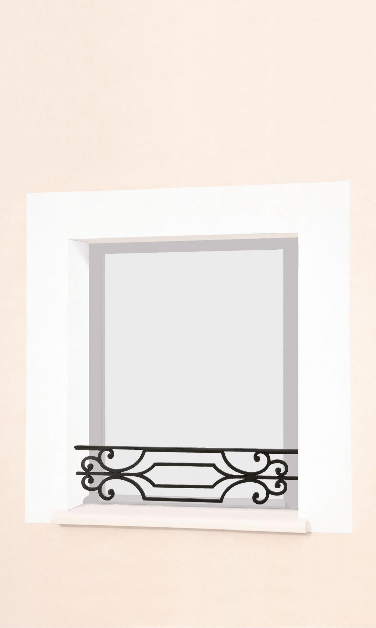 le ferronnier barre d 39 appui de fen tre en fer forg paris baparis. Black Bedroom Furniture Sets. Home Design Ideas
