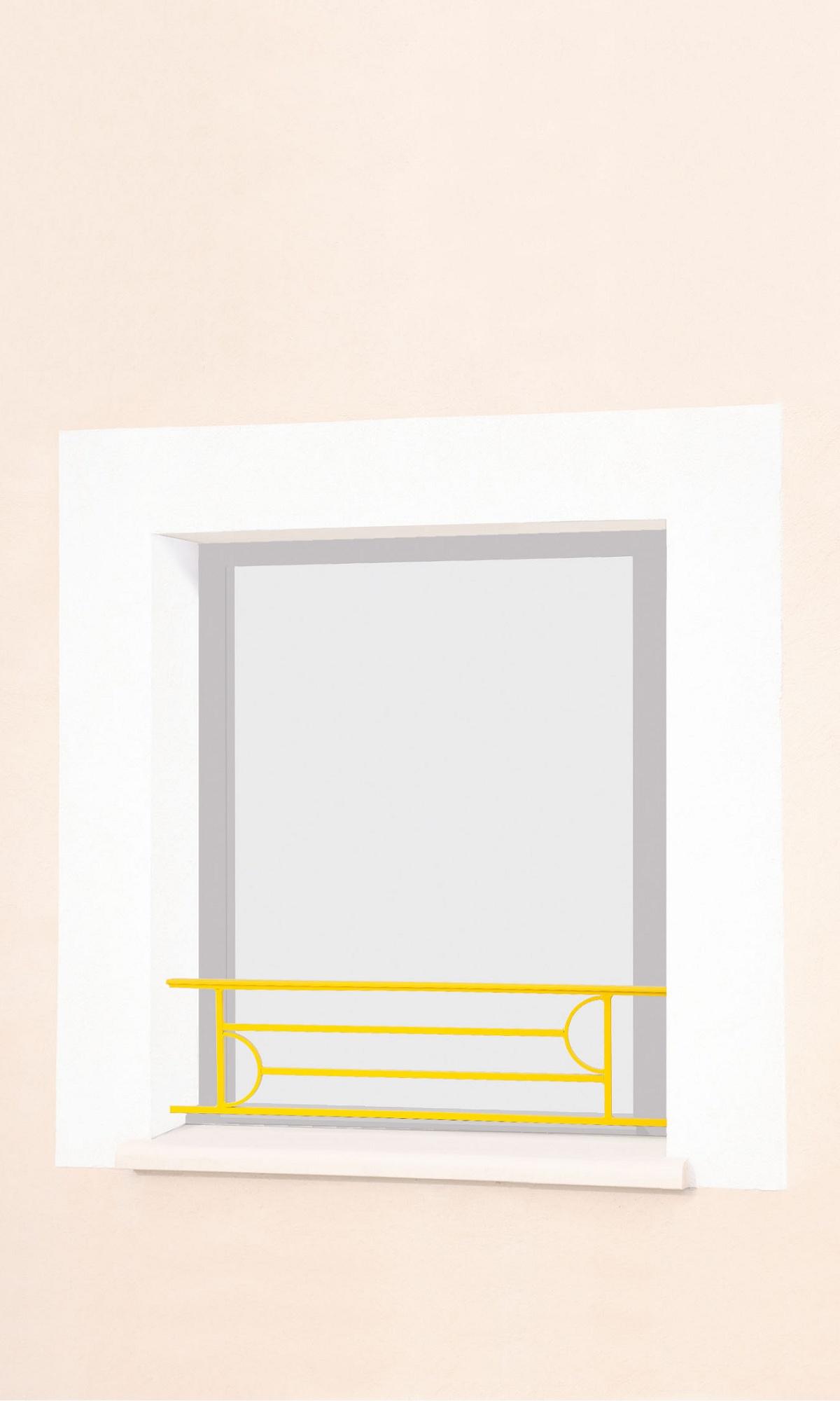 le ferronnier barre d 39 appui de fen tre en fer forg virginie bavirginie. Black Bedroom Furniture Sets. Home Design Ideas