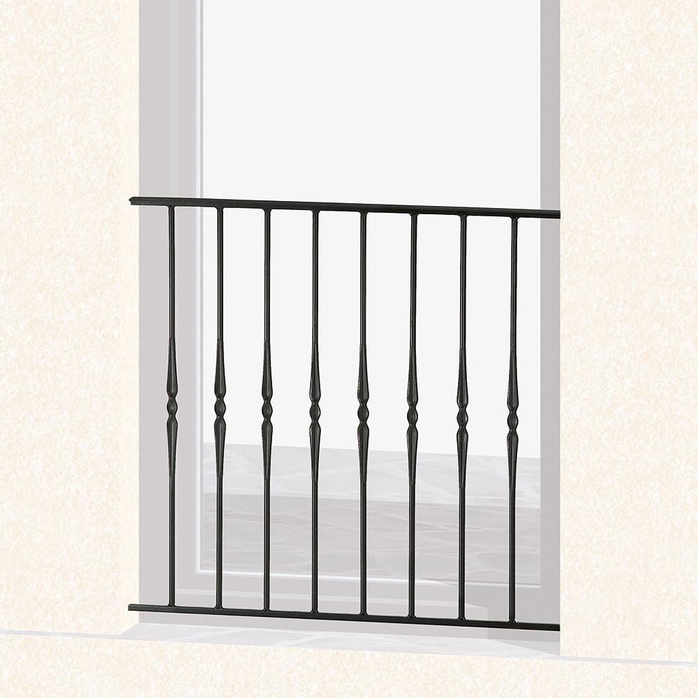 le ferronnier garde corps de fen tre en fer forg armelle gcfarmelle. Black Bedroom Furniture Sets. Home Design Ideas
