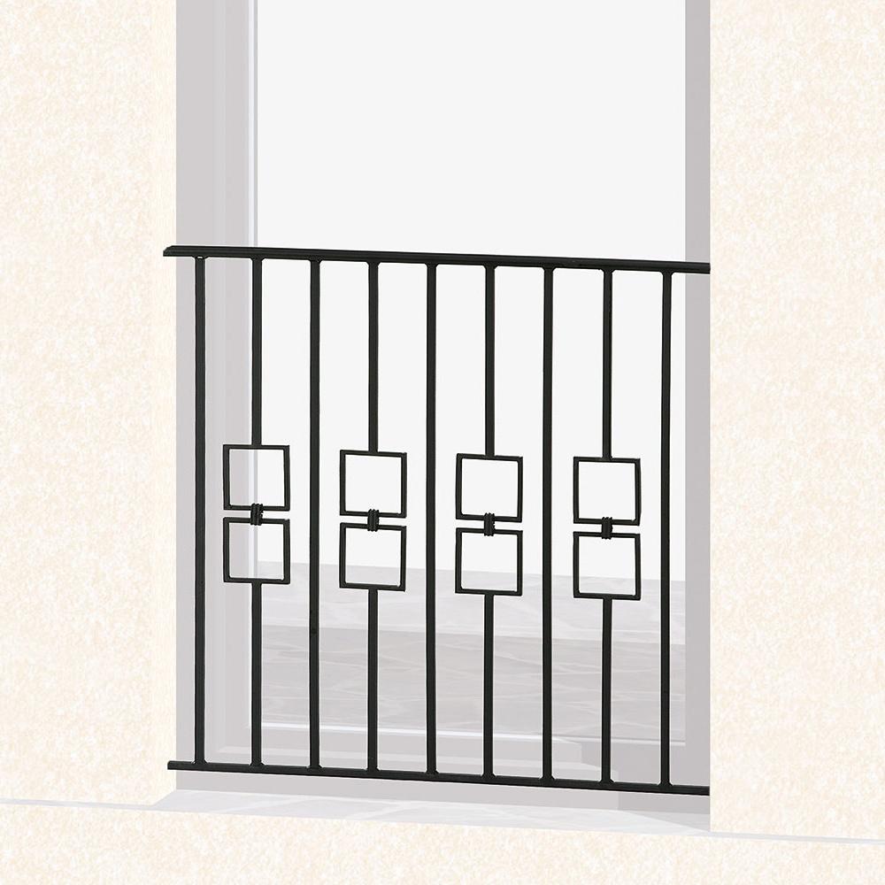 le ferronnier garde corps de fen tre en fer forg volny gcfvolny. Black Bedroom Furniture Sets. Home Design Ideas