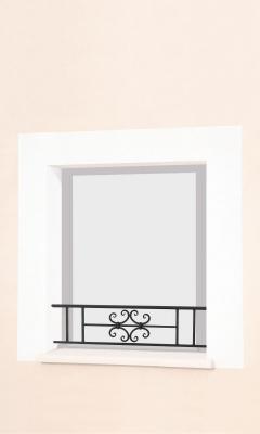 le ferronnier barre d 39 appui de fen tre en fer forg val rie bavalerie. Black Bedroom Furniture Sets. Home Design Ideas
