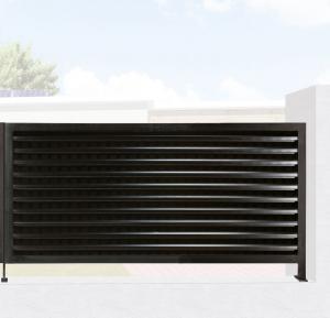 grille de cl ture. Black Bedroom Furniture Sets. Home Design Ideas