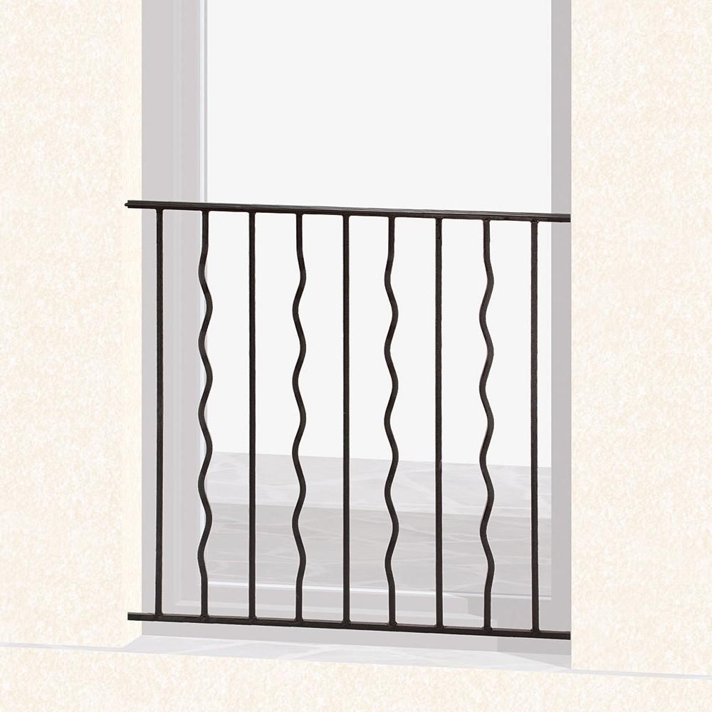 garde corps de fen tre en fer forg aurore leferronnier. Black Bedroom Furniture Sets. Home Design Ideas