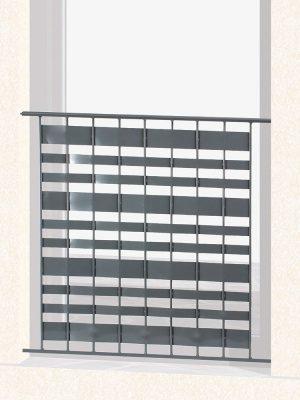 Garde corps de fenêtre en fer forgé Clovis