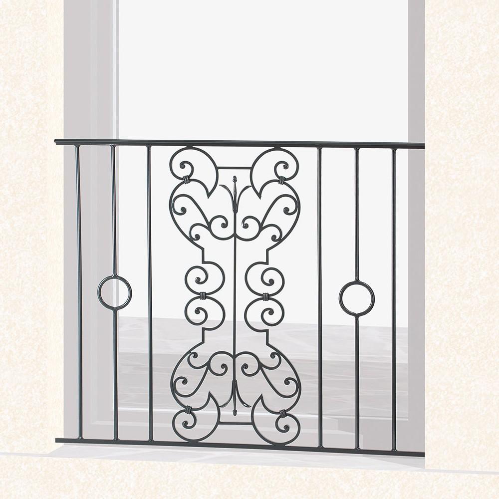 garde corps de fen tre en fer forg valentin leferronnier. Black Bedroom Furniture Sets. Home Design Ideas