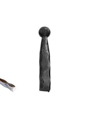 Fer de lance en fer forge (FER1382/8)