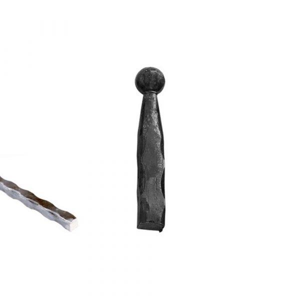 Lance en fer forge (FER1382/7)