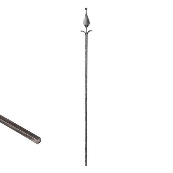 Lance en fer forge (FER722/1)