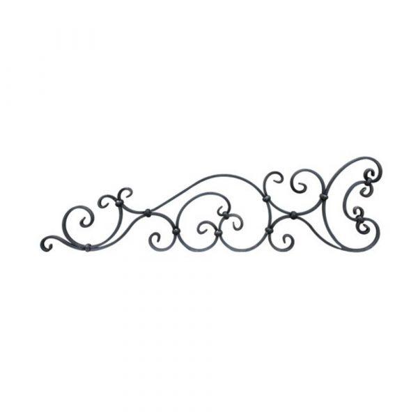 Ornements en fer forge (FER1281/11)