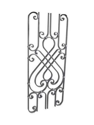 Panneau (fer forgé) (FERGD99/1)