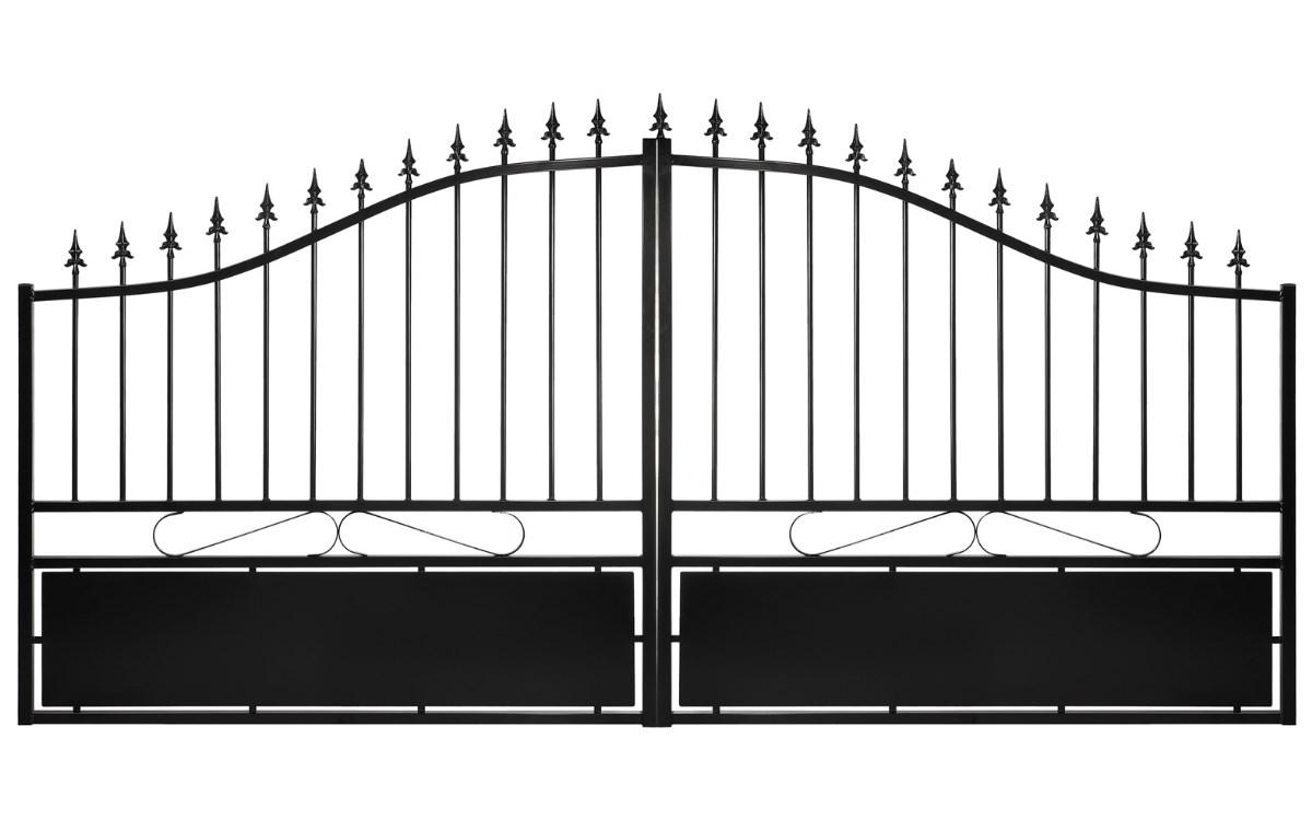 installation portail  L'Aigle
